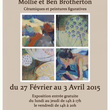Exposition Mollie et Ben Brotherton