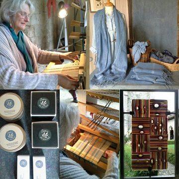 Photos des artisans invités …