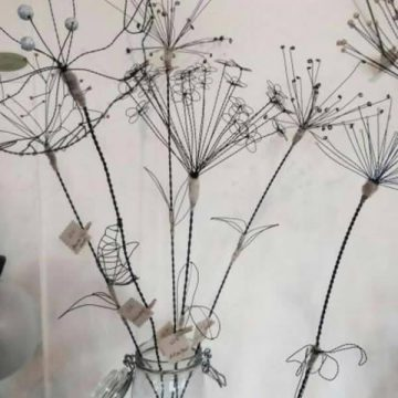 Expo-vente de fleurs de Fildefer-art-creation.com …