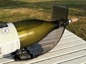 Quand le verre donne toute son élégance au vin …